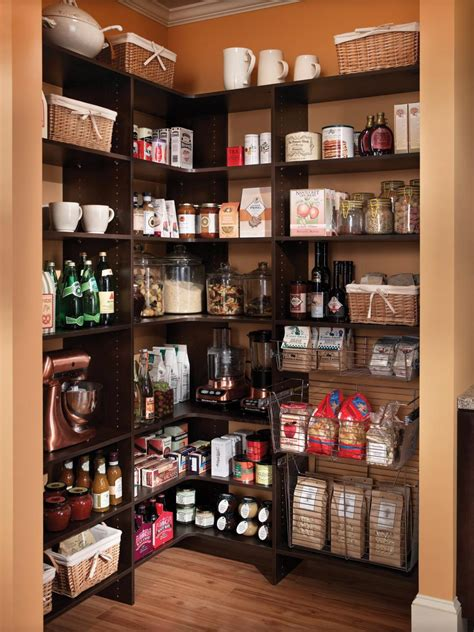 Pantry Diy by Organization And Design Ideas For Storage In The Kitchen Pantry Diy