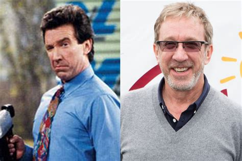 the cast of home improvement now and then wsfm101 7