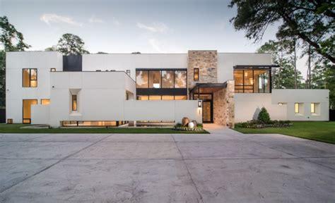 Hill Design Houston   20 unbelievable modern home exterior designs
