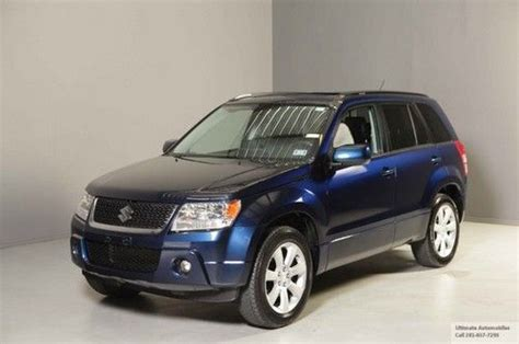 Does Suzuki Sell Cars In Usa Suzuki Grand Vitara For Sale Page 2 Of 6 Find Or Sell