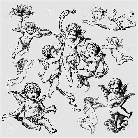 cherub tattoos designs 25 cupid cherub designs