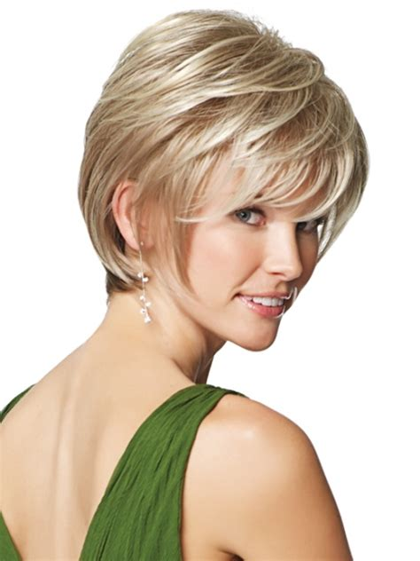 trendy hair styles for wigs 16 short hairstyles for thick hair olixe style