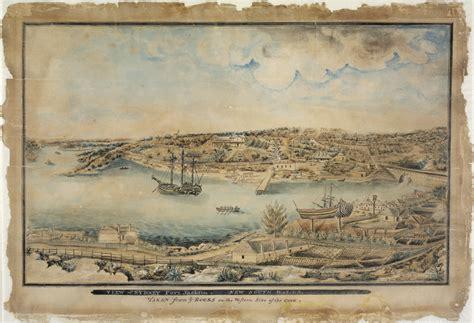 house history deaths inside history magazine sydney cove port jackson