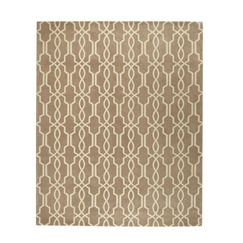 9 x 12 area rugs home depot home decorators collection kingston silver ivory 9 ft x 12 ft indoor area rug 94530 the home