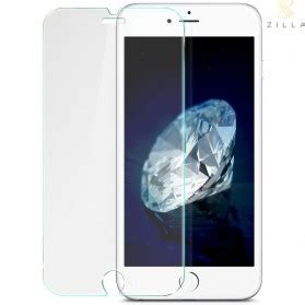 Iphone 7 Plus Anti Tempered Glass Curved Edge 9h T1910 zilla 2 5d anti tempered glass curved edge 9h for