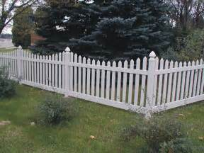 white vinyl fence pictures of fences