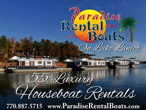 lake lanier party boat paradise rental boats best in boating official