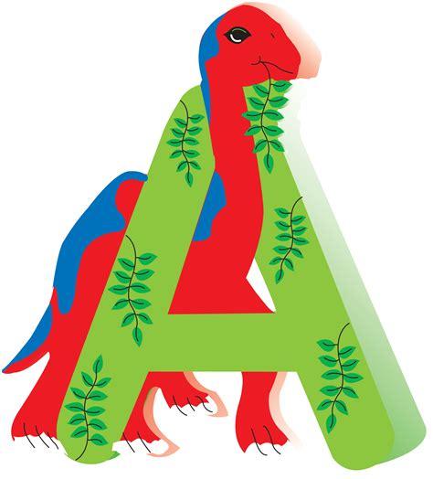 printable dinosaur alphabet dinosaur wooden alphabet letters for children names on