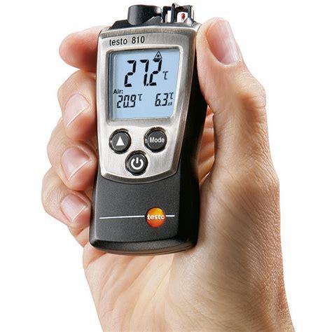 testo stuff testo 810 air surface temperature thermometer drinkstuff