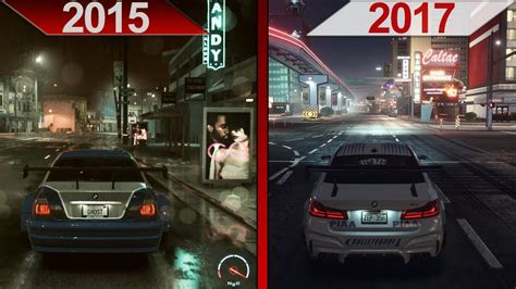 Terbatas Pc Need For Speed Payback sbs comparison need for speed 2015 vs payback 2017 pc ultra