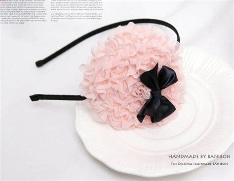 Bando Flower Leaf Blue 261 best diademas images on hair accessories