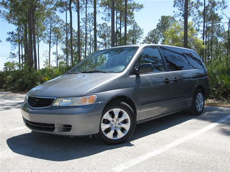 2000 Honda Odyssey by 2000 Honda Odyssey Exterior Bestnewtrucks Net