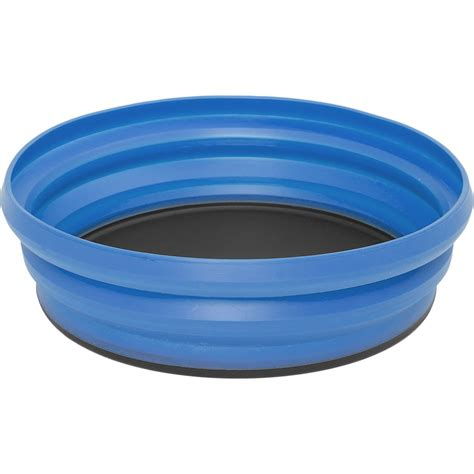 collapsible bowl sea to summit xl collapsible bowl backcountry
