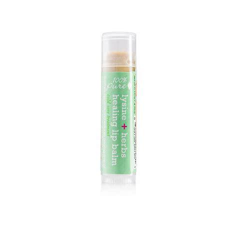 Babyganics Organic Lip Balm 100 lysine lip balm nourished australia