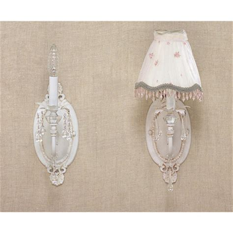 Shabby Chic Style Wall Sconce Quotes Shabby Chic Wall Sconces