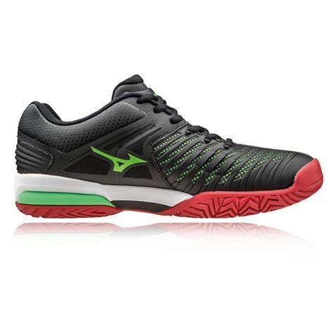 mizuno sports shoes mizuno wave tour 2 ac mens black tennis running