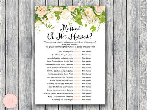 Or Bridal Shower Wedding Shower Printable Bridal Shower