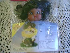 Air Freshener Doll Heads Fibre Crafts Air Freshner Dolls
