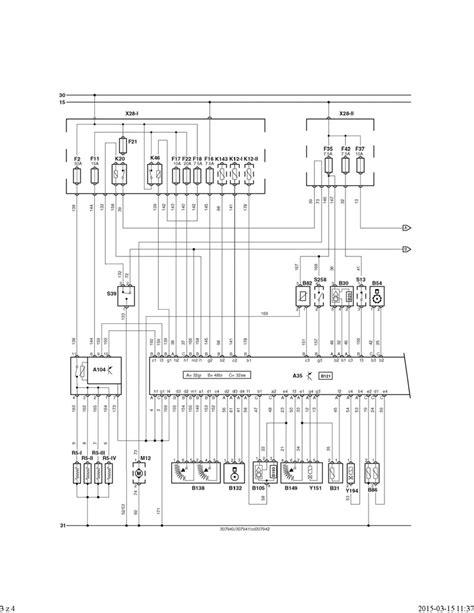 peugeot 406 a c wiring diagram wiring diagram