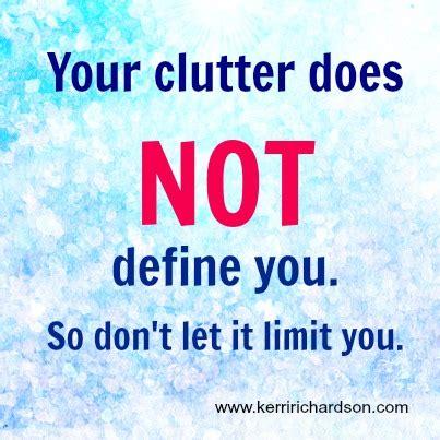 define clutter see ya clutter kerri richardson