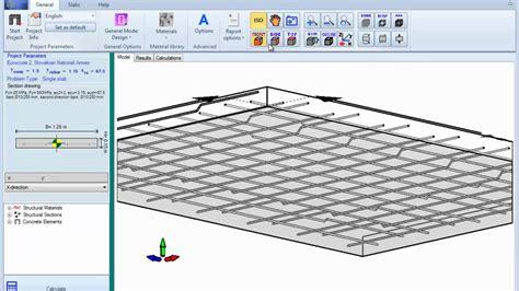 slab layout software two way reinforced slab design mp4 youtube
