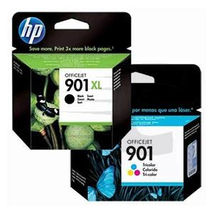 hp 901 color hp pack 901 xl negro hp 901 color sd519ae