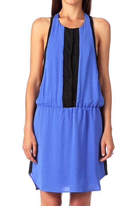 Mini Dress Viola Cewek vero moda mini dress viola dress hs11 in blue