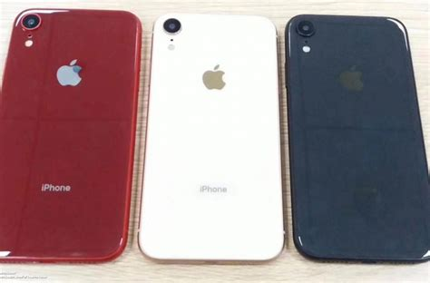 R Iphone X Iphone Xr Expected To Join The Iphone Xs This Fall