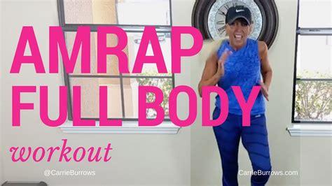 amrap   reps    ab blast workout