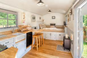 Tiny Homes Interior Designs Shepherd Huts As Tiny Homes Small House Society