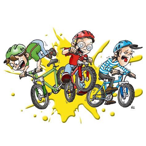 Tas B Ni 241 Os Con Bicicletas Hd Dibujoswiki