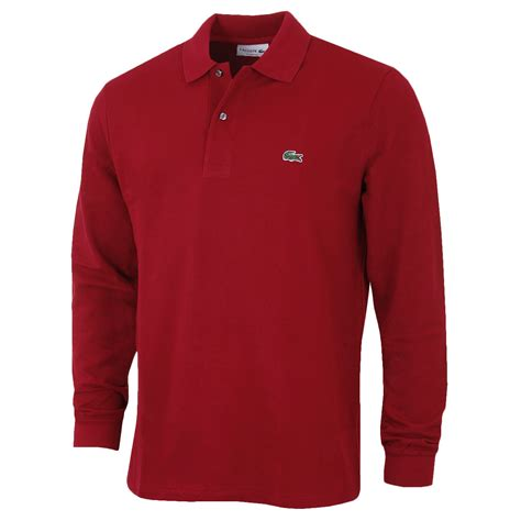 Polo T Shirt Persija lacoste mens classic cotton sleeve l1312 polo shirt ebay