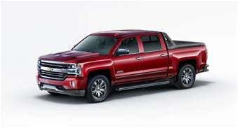 Chevrolet Silverad 2017 Chevrolet Silverado Gm Authority