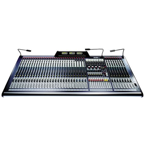 Mixer 8 Channel Bekas soundcraft gb8 24 24 channel mixer at gear4music