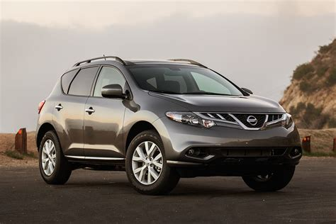2014 nissan murano specs pictures trims colors cars