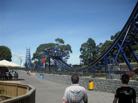 theme park new zealand rainbows end 2010 movie