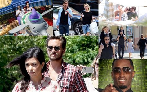 The Gossip Roundup by Kourtney Splits With Disick Diddy