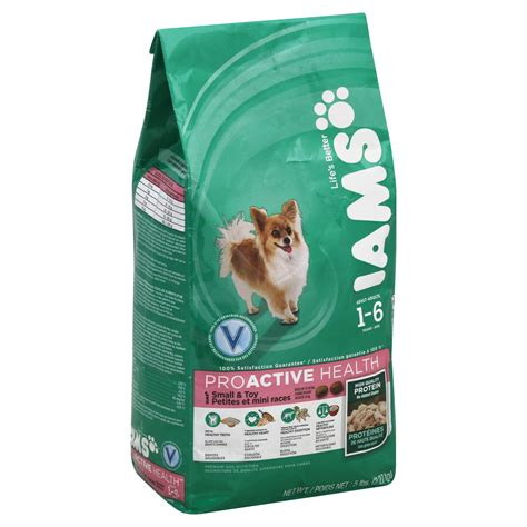 iams small breed puppy food iams small and breed food proactive health 5 lb