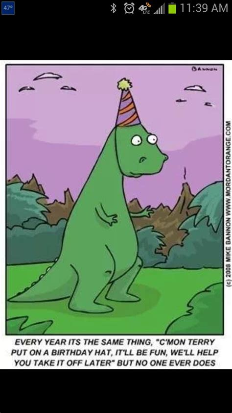 T Rex Birthday Meme - happy birthday t rex funny funny pinterest