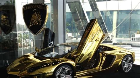lamborghini veneno gold gold lamborghini yours for 7 5 million