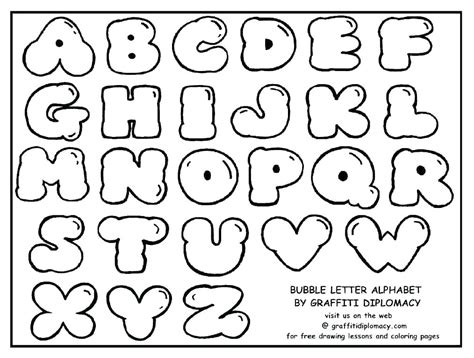 Free Printable Colored Letters Of The Alphabet