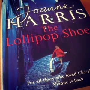 Book News The Lollipop Shoes By Joanne Harris by Pandora S Looking Glass
