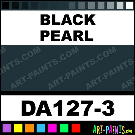 black pearl dazzling metallics metal paints and metallic paints da127 3 black pearl paint