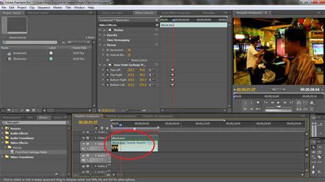 membuat watermark di adobe premiere cara membuat sensor video menggunkan adobe premiere
