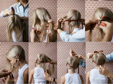 cool hairstyles for kids step by step τα πιο ωραία παιδικά χτενίσματα για τις μικρές σας