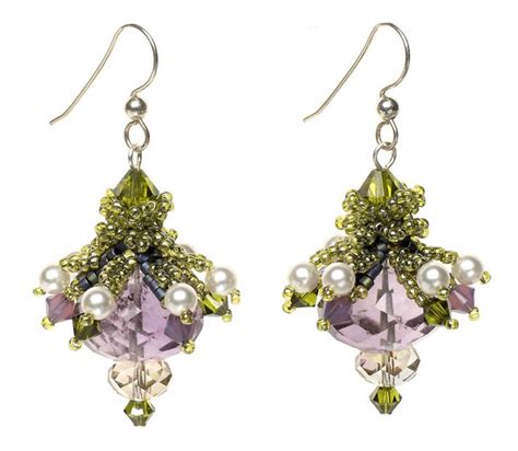 Handmade Beaded Jewelry Tutorials - 1000 images about jewelry on earring