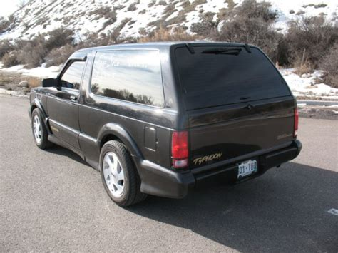 gmc typhoon pics 1993 gmc typhoon quot excellent and fast