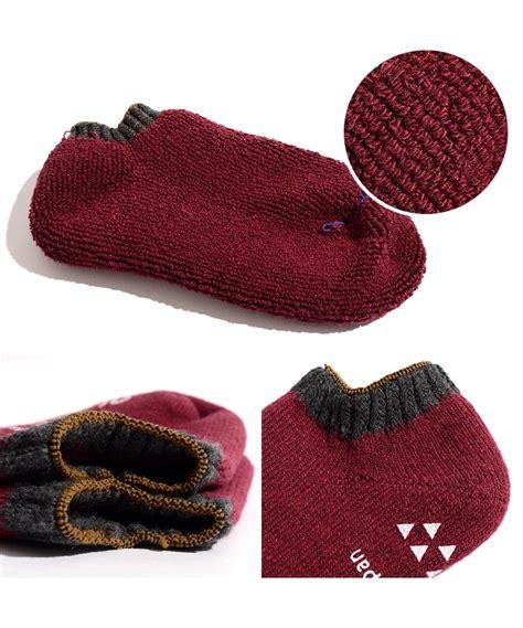 Pile Socks gochi pile socks slipper made in rototo ロトト r1076