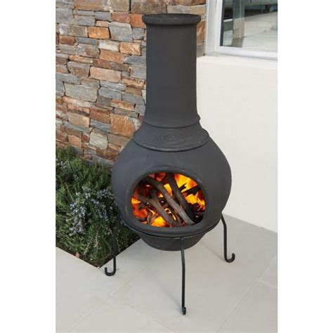 Chiminea Philippe by Fuego Chiminea