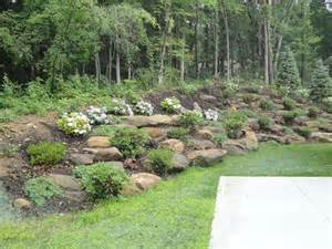 25 best ideas about hillside landscaping on